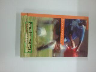 "libro juvenil ""Penalti mortal"""