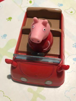 Coche Pepa Pig