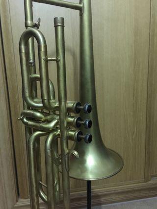 Trombon de pistones