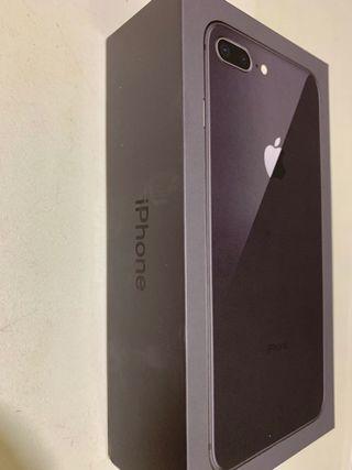 IPhone 8 Plus Gris Espacial 64 Gb