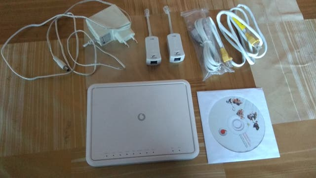 router WiFi Vodafone adsl