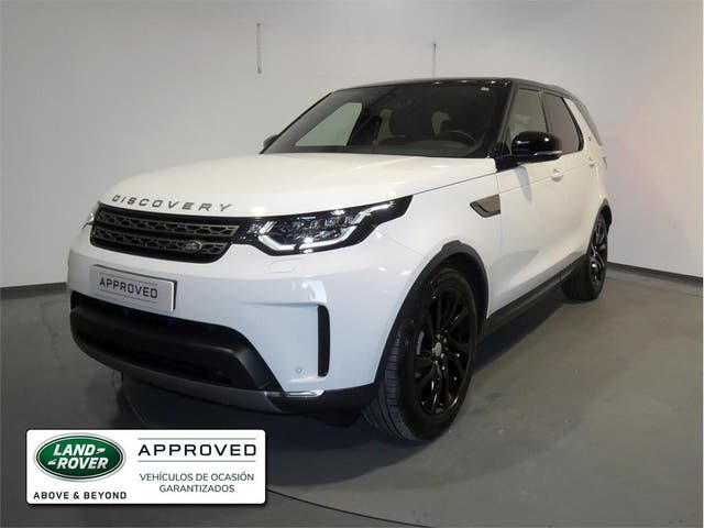 LAND-ROVER Discovery 2.0SD4 SE