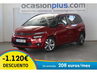 Citroen Grand C4 Picasso BlueHDi 150 Airdream Exclusive 7 Plazas 110kW (150CV)
