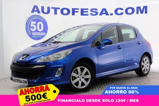 Peugeot 308 1.6 HDi 110cv Sport 5p