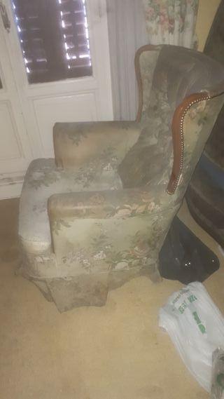 Sofa balancin vintage
