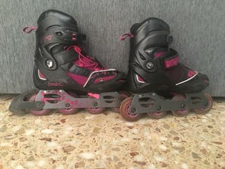 PATINES OXELO DE CHICA