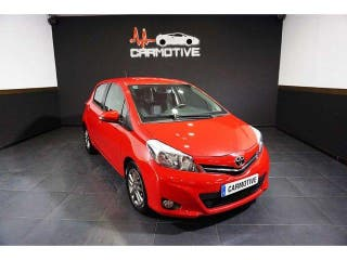 Toyota Yaris 90D City 66kW (90CV)