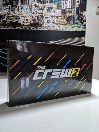 The Crew 2 MOTOR EDITION (NO JUEGO)