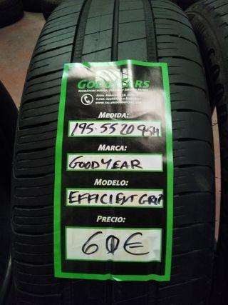 Neumáticos de ocasión 195 55 20 Goodyear