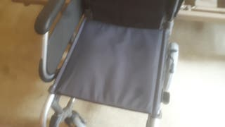 silla de ruedas minusvalidos
