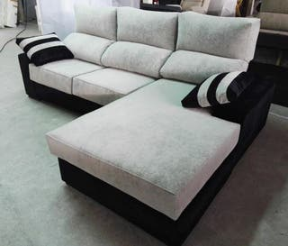 Sofá 253 cm Extraible y Reclinable