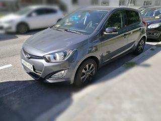 Hyundai i20 Octubre 2014