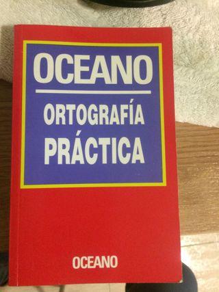 Océano ortografía práctica