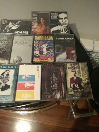 caset y cd musica todo original