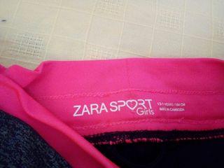 Conjunto zumba chica Zara Sport de segunda mano por 15 € en