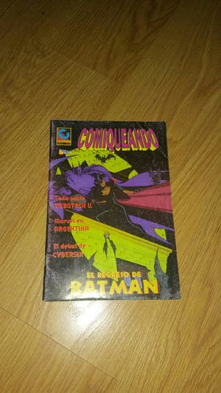Comic antiguo - Comiqueando -1995