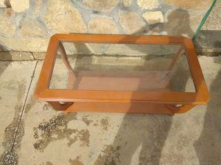 mesa salon cristal