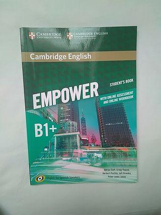 Libro Cambridge English Empower B1+