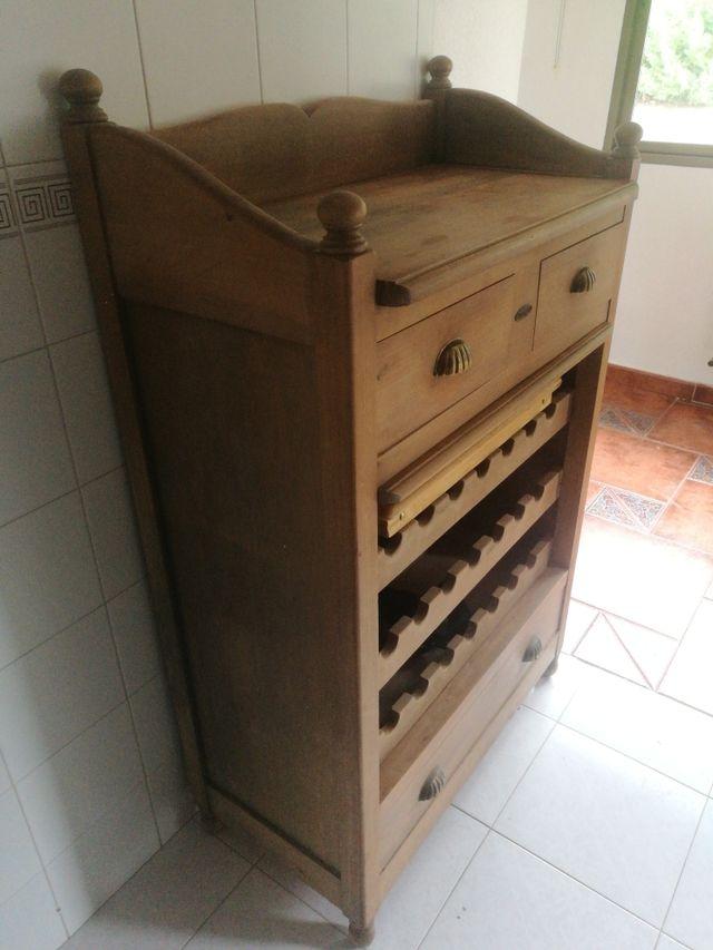 Mueble botellero cocina de segunda mano por 135 € en El Casar en ...