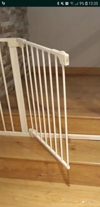 barrera seguridad escaleras niños