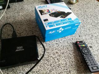conector tv a internet