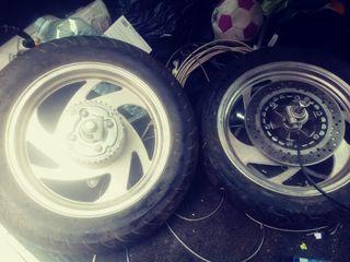 ruedas de moto