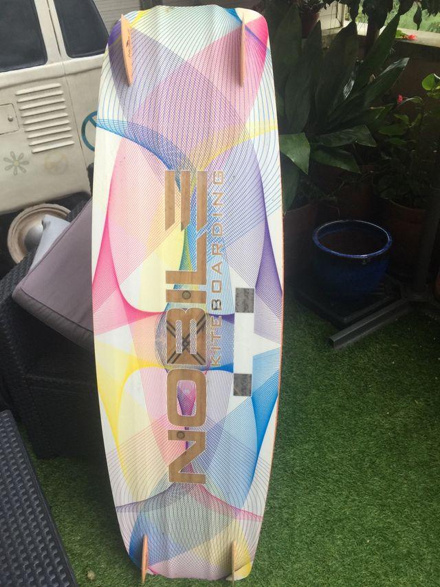 Kitesurf board Nobile nhp
