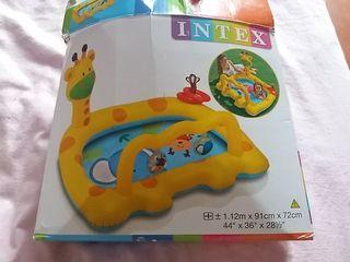 piscina de bebe uso 1 vez