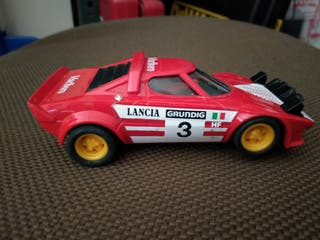 coche Scalextric antiguo