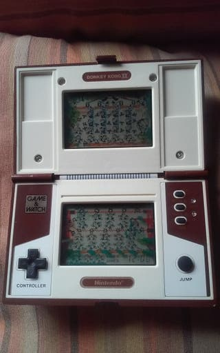 Donkey Kong 2 Nintendo Game & Watch
