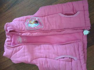 chaleco Niña 4 Frozen/ropa