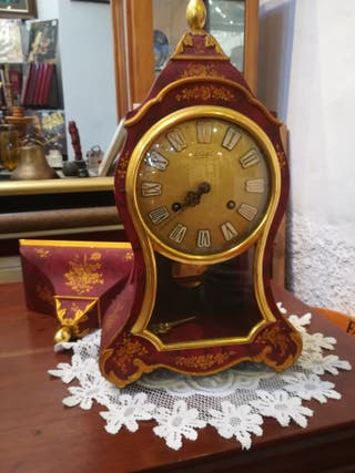 Reloj de colección suizo ''le castel''