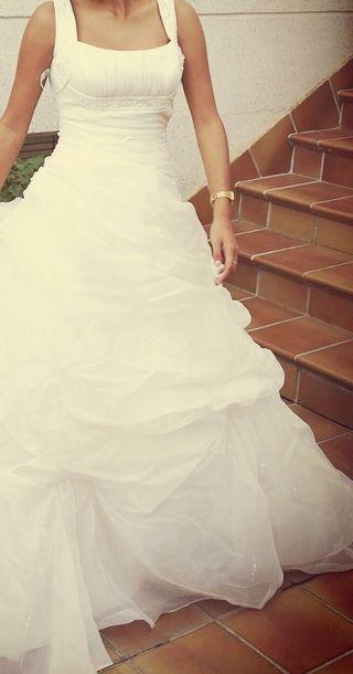 vestido de novia pronovias de segunda mano en granada en wallapop
