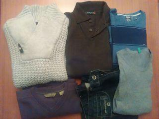 Lote jerseys invierno