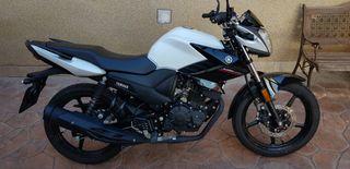 Yamaha ys 125 nueva!!