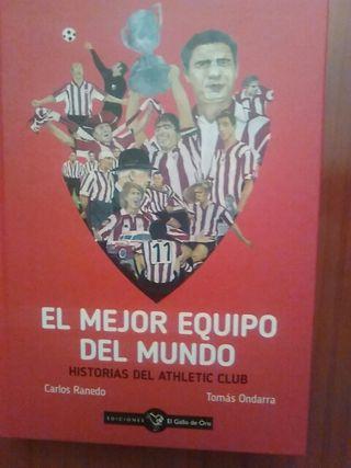 Libro del Athletic Club de Bilbao