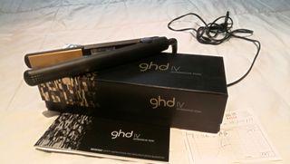Planchas de Pelo GHD IV