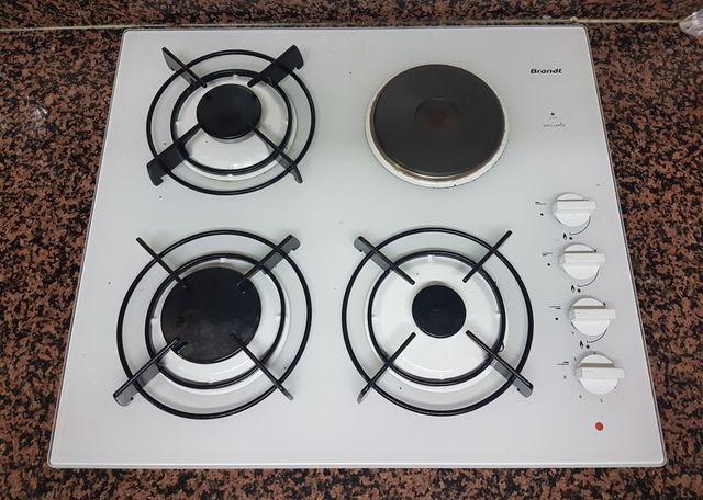 Placas Cocina Gas | Placa Fogones Cocina Gas De Segunda Mano Por 150 En Canet D En