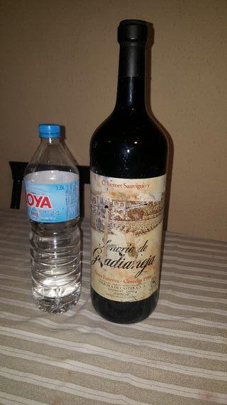 Vino 5 litros Leñorio de guadeneja