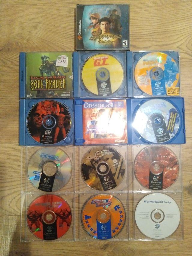 Juegos Sega Dreamcast De Segunda Mano En Madrid En Wallapop