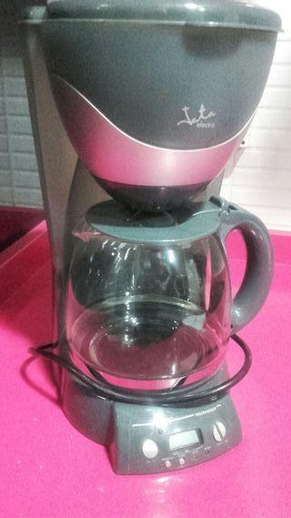 Cafetera eléctrica JATA programable