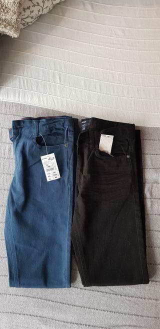 Pantalones nuevos T12