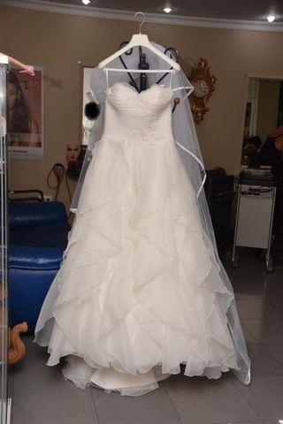 vestido de novia pronovias de segunda mano en la provincia de cádiz