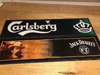 2 Bar Runner - Carlsberg & JD