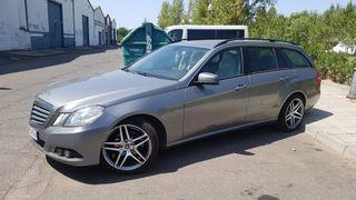 Mercedes-Benz Clase E 220 CDI ESTATE