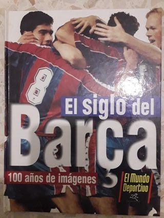 libro El siglo del FC Barcelona