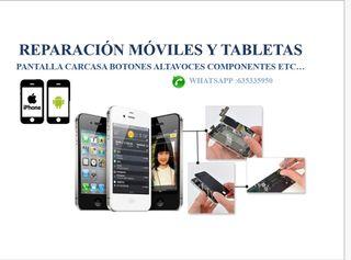 REPARACION MOVILES Y TABLETAS