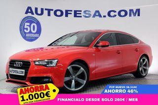 Audi A5 Sportback 2.0 TDI 150cv Pack S-Line 5p S/S