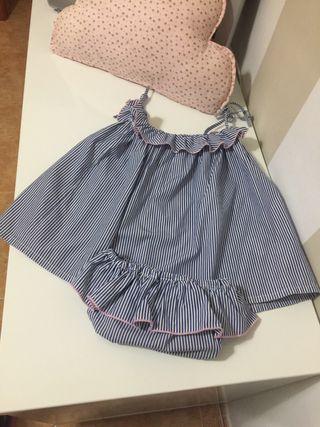 Vestido Baby Paris en talla 4 años