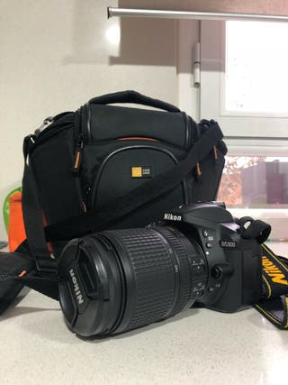Nikon 5300 objetivo 18-140